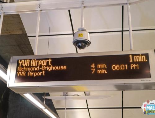 Aeroporto de Vancouver: Como sair ou chegar até ele ?