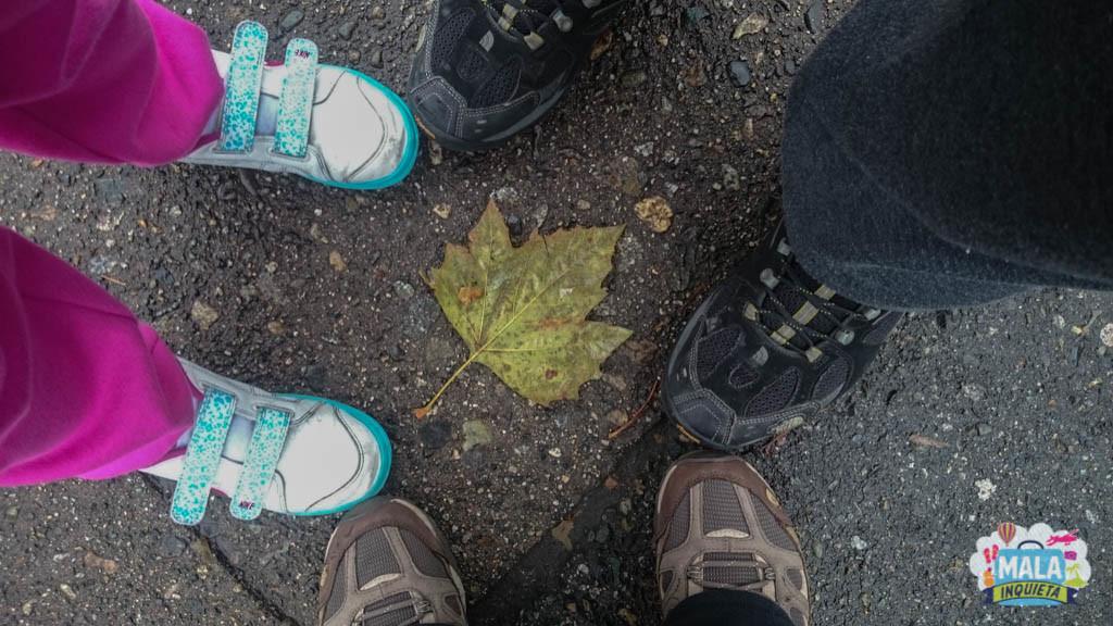 Nosso primeiro dia no Canadá | Foto: Renata Luppi