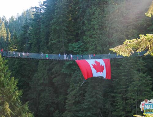 Onde comemorar o Canada Day 2018