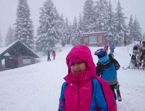 10 dicas para manter os filhos ativos durante o inverno